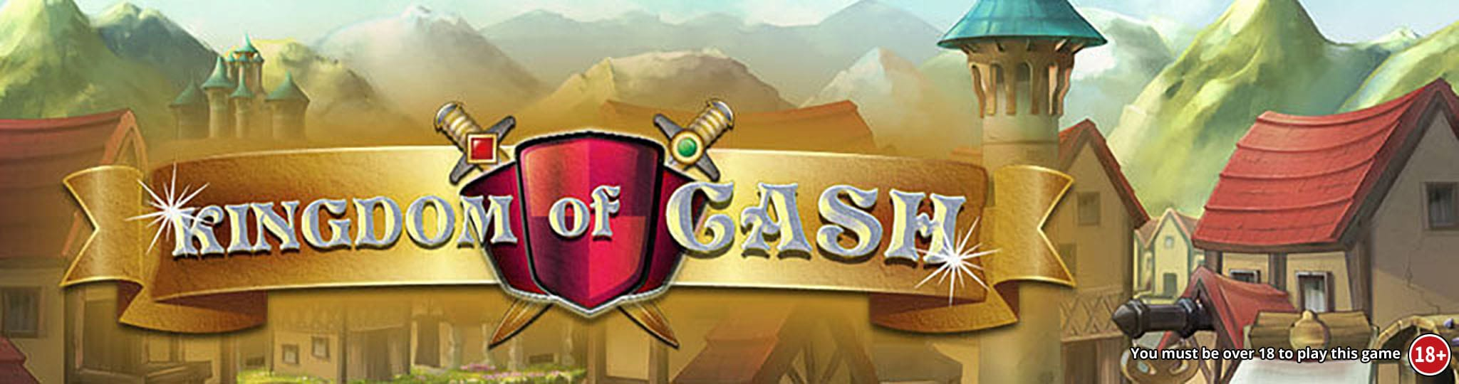 Kingdom of Cash Logo