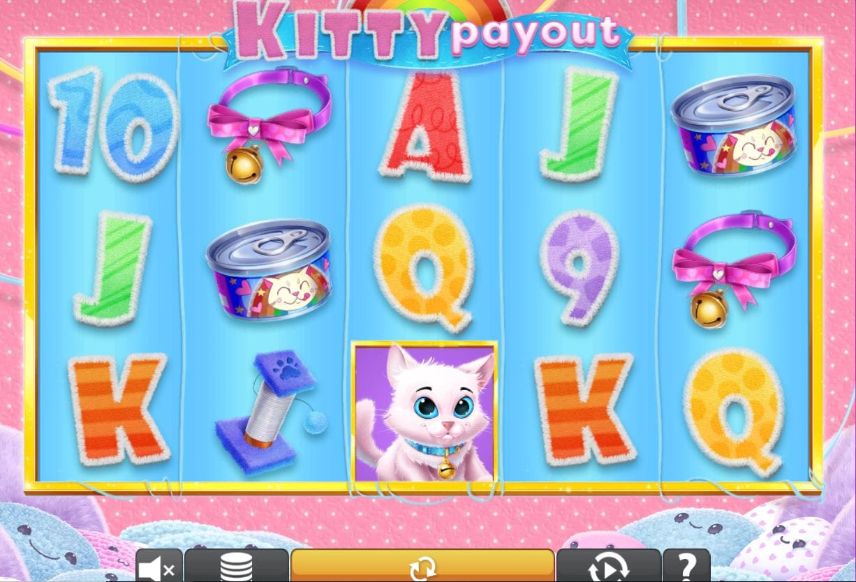 Kitty Payout Jackpot Gameplay