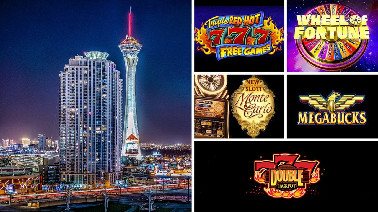 Best Vegas Slot Games