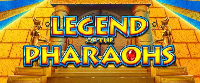 Legend of the Pharaohs Logo