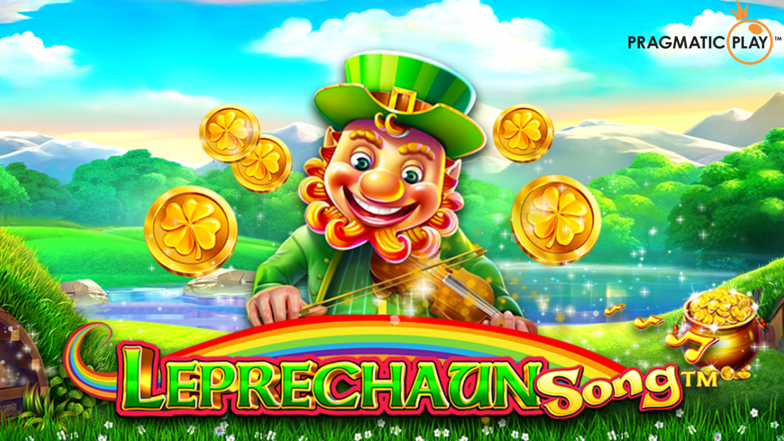 Leprechaun Song Logo