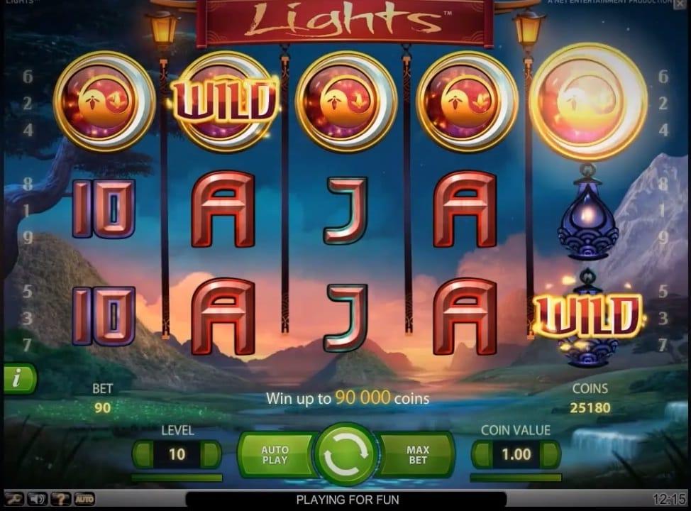 Lights gameplay