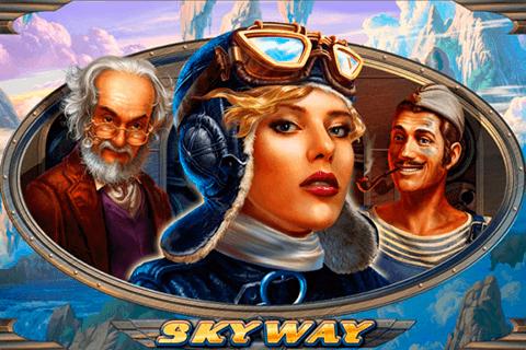 Skyway slots logo