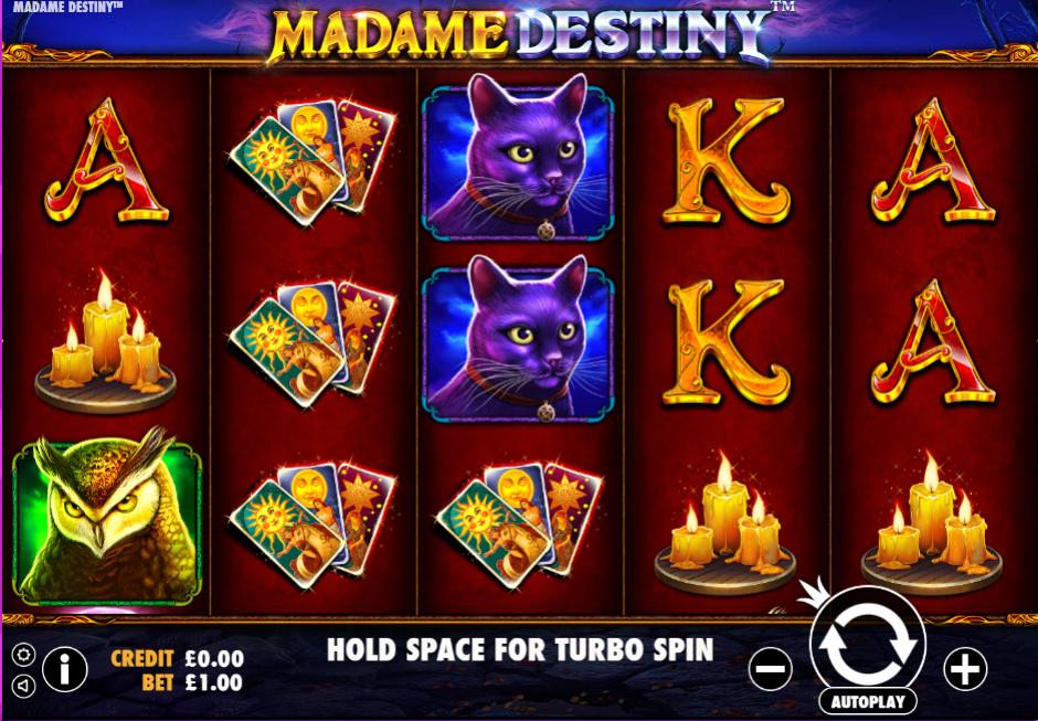 Madame Destiny Gameplay