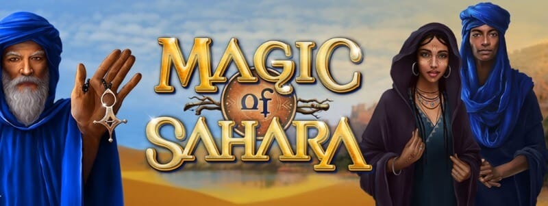 Magic of Sahara Online Slot Game