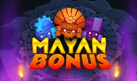 Mayan Bonus Slot Game Logo