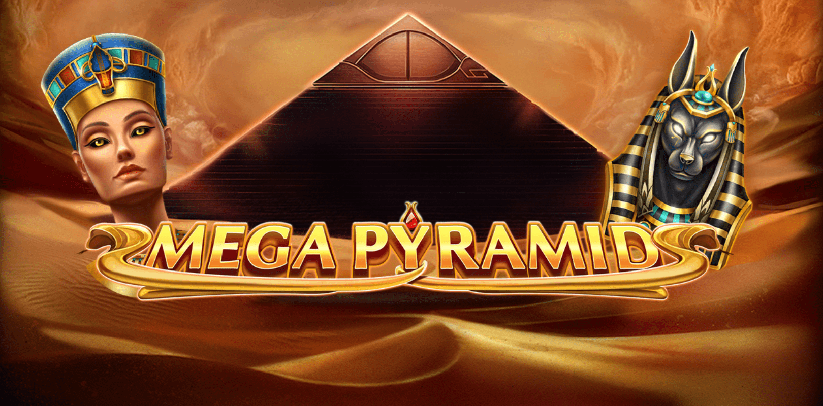 Mega Pyramid Online Slot Machine