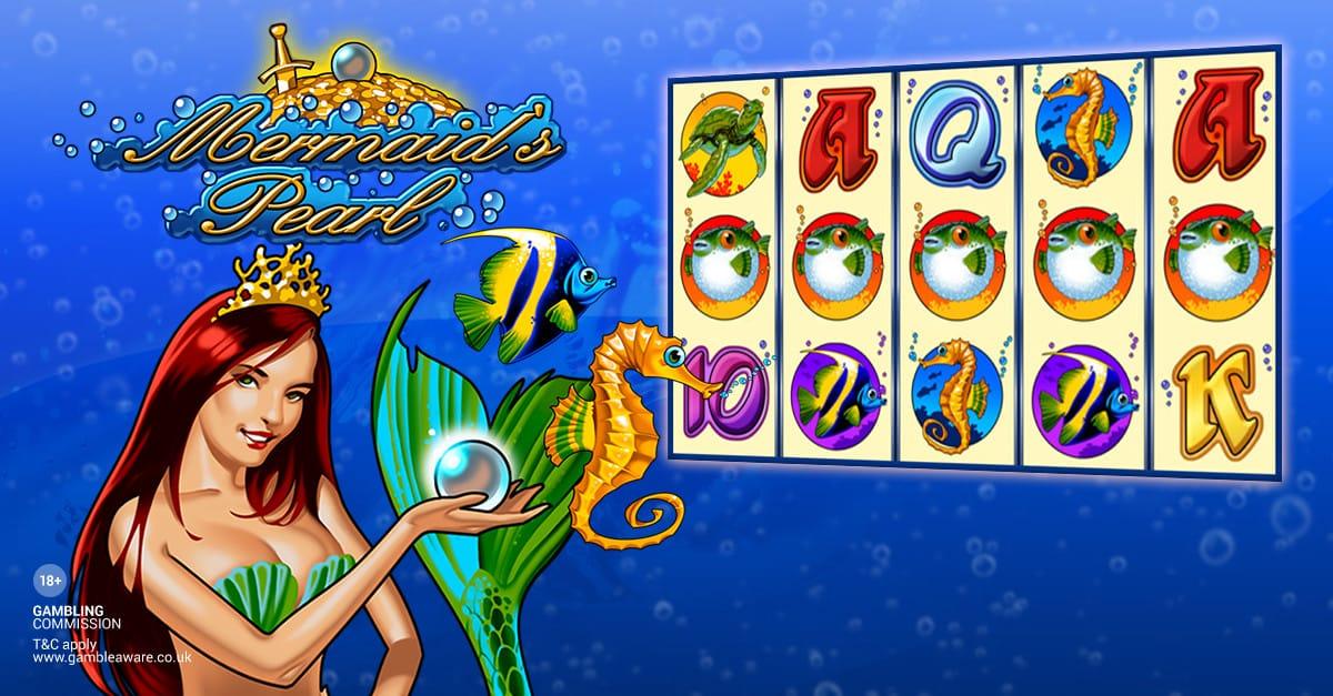 Mermaids Pearl Logo