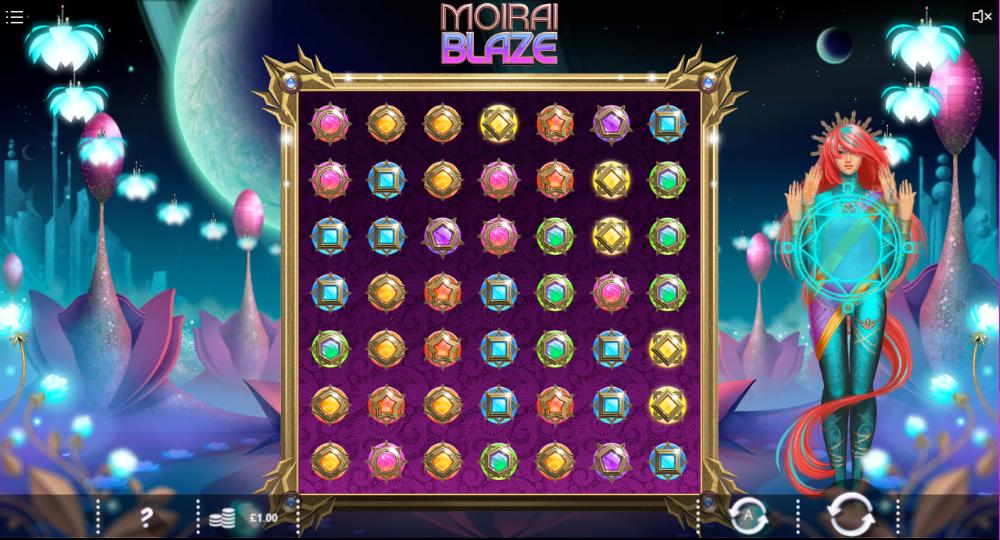 Moirai Blaze Gameplay