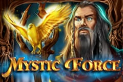 Mystic Force slots game logo