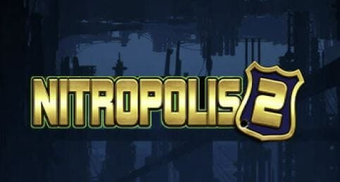 Nitropolis 2 Slot Banner