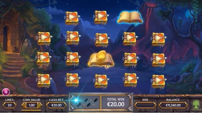 Ozwin's Jackpots Bonus Rounds