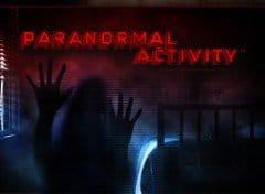 Paranormal activity logo