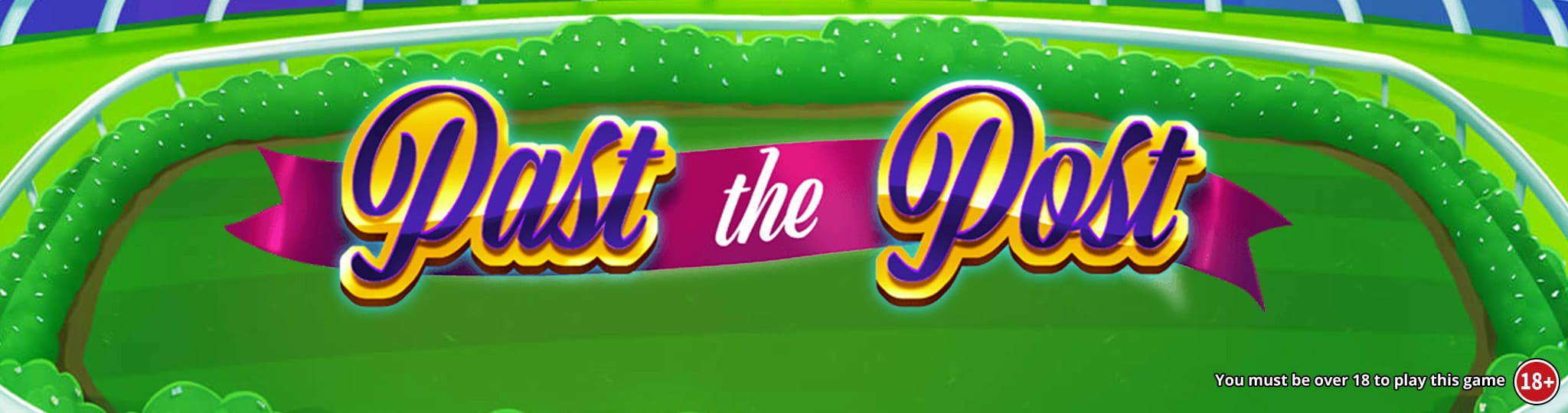 past the post jackpot slots game logo