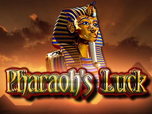 Pharaohs Luck Logo