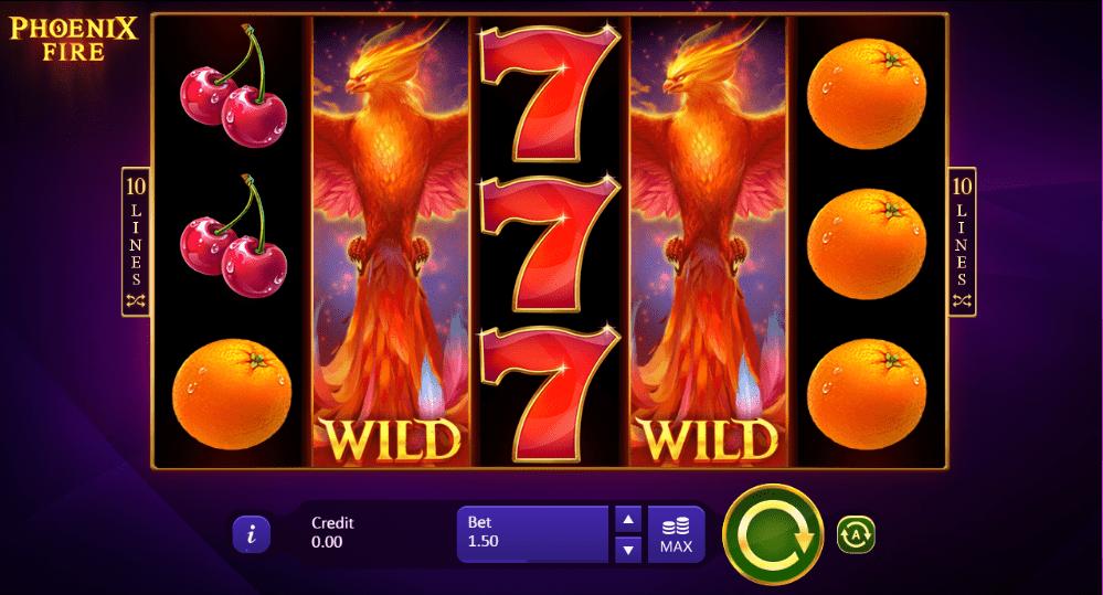 Phoenix Fire Gameplay
