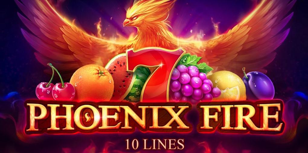 Phoenix Fire Logo