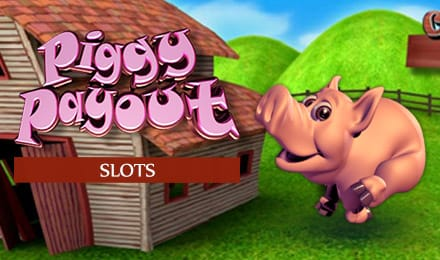 Piggy Payout Slots Game logo