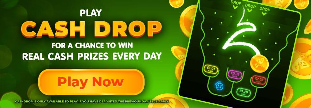 cashdrop offer SlotsBaby