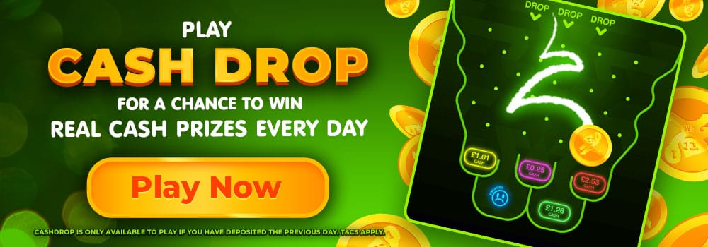Cash Drop Promotion - SlotsBaby