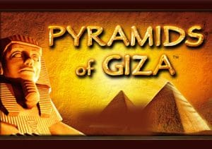 Pyramids of Giza Online Slot Game