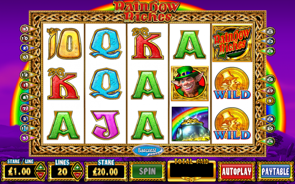 Free Video Slot Games