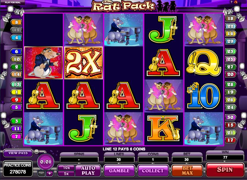 Rat Pack Gameplay