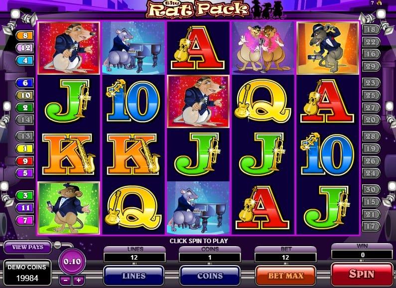Rat Pack Screenshot