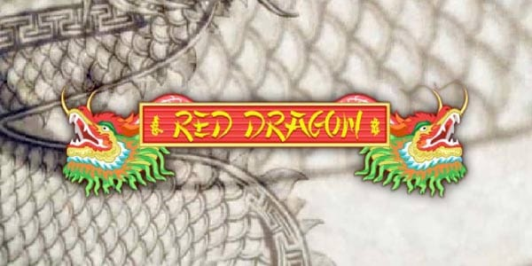 Red Dragon Slot Game Logo