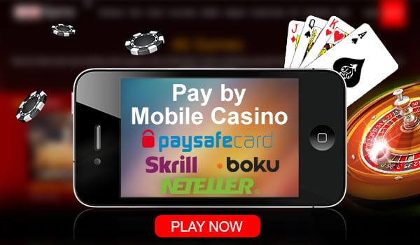 Pay by Mobile Casino Logo