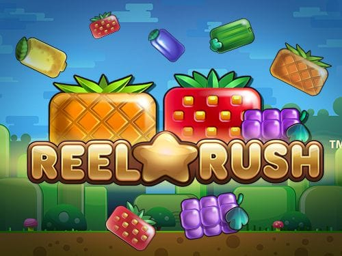 Reel Rush Slots Game logo