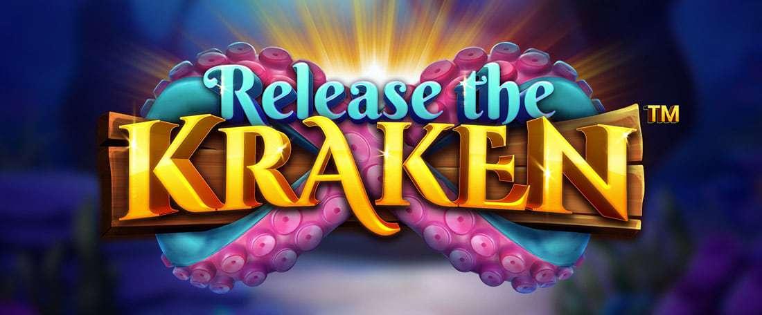 Release the Kraken Slots Baby