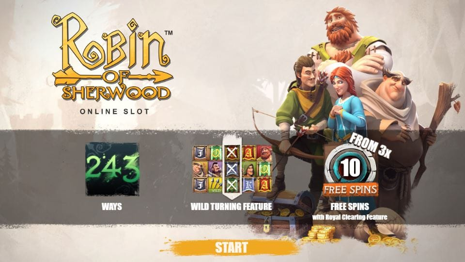 Robin of Sherwood Introduction