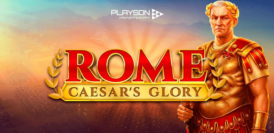 Rome: Caesar's Glory Slots Baby