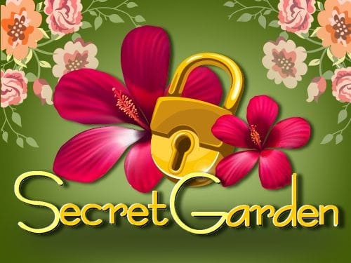 Secret Garden Slots Game logo