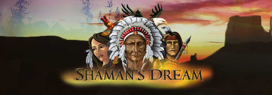 Shaman's Dream Logo