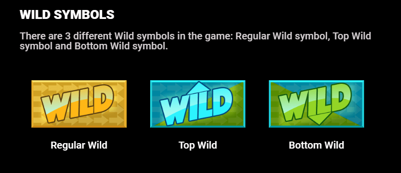Sidewinder Symbols