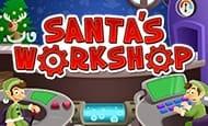 santas workshop logo