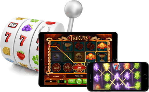 Playing Casino Online Image