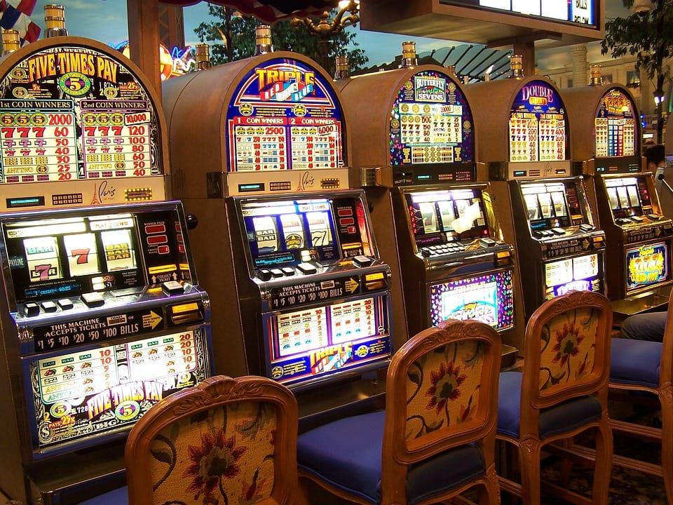 slot machine slot games