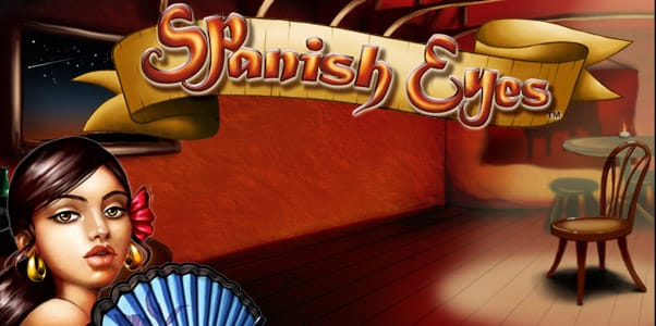 Spanish Eyes Slots Game logo