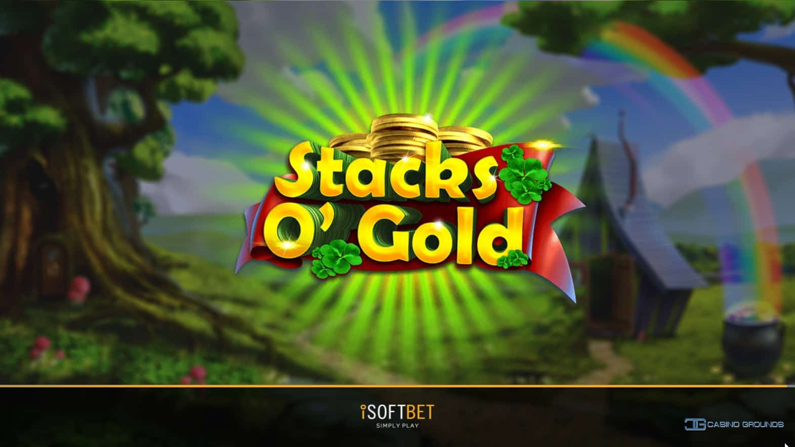 stacks o' gold slots game logo