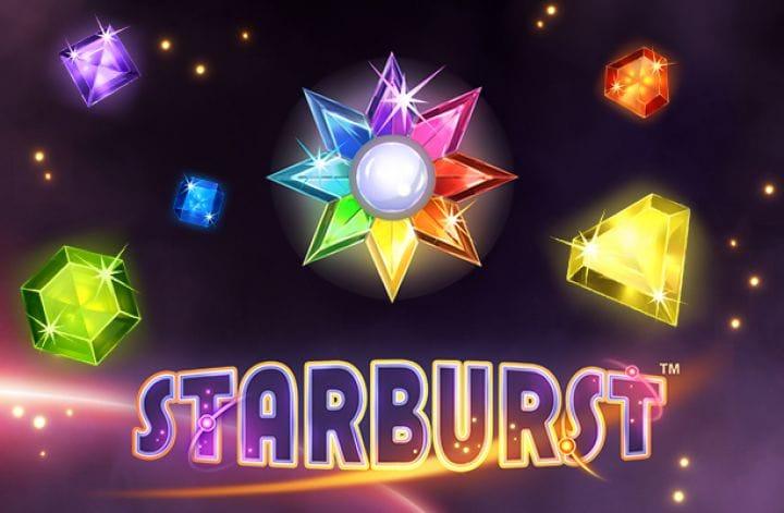 Starburst game logo