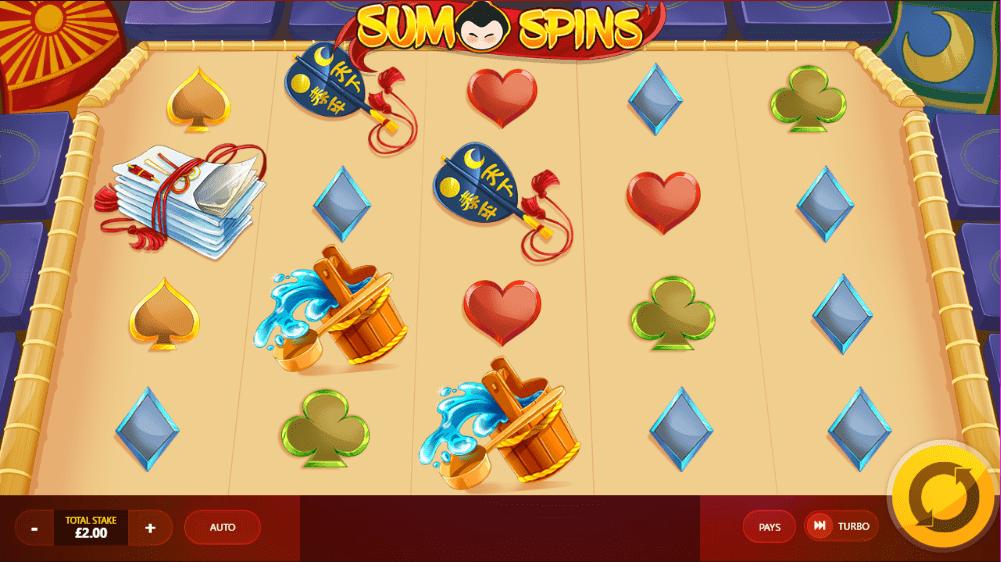 Spiele Sumo Showdown - Video Slots Online