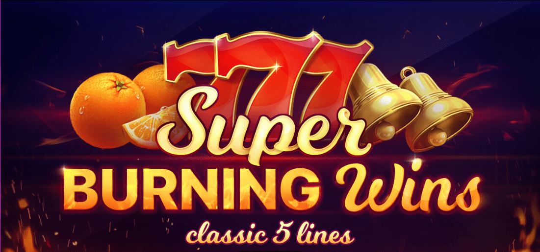 Super Burning Wins Logo