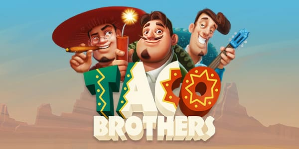 Taco Brothers Slots Game logo