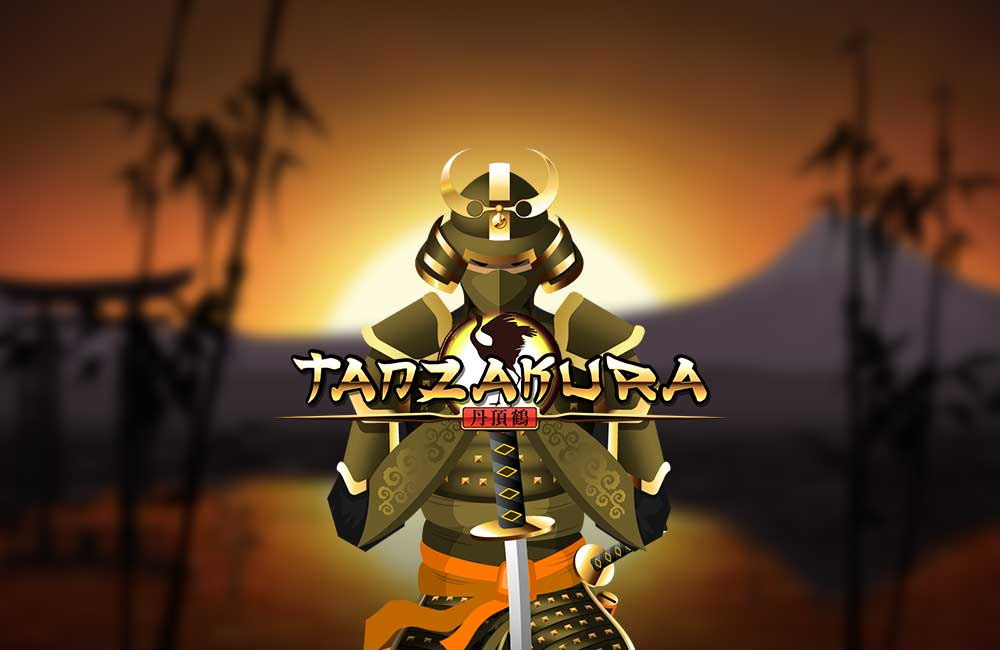 Tanzakura Casino Game Logo
