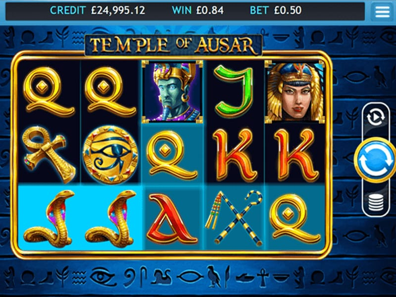 Temple of Ausar Gameplay