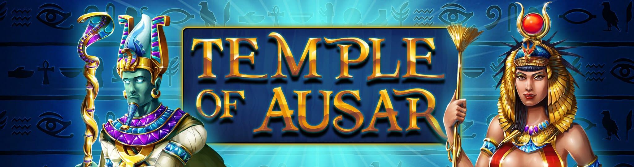 Temple of Ausar Logo