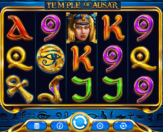 Temple of Ausar Screenshot